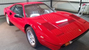 フェラーリ308経年車