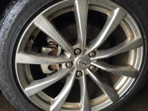 wheel施工before