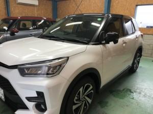 トヨタライズ 新車