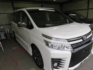 トヨタVOXY 新車