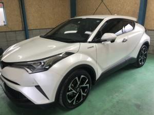 トヨタC-HR 新車