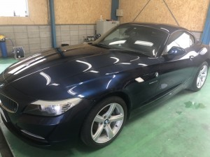 BMW Z4 経年車