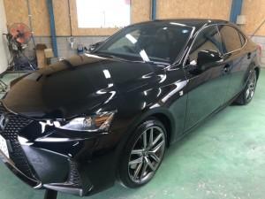 レクサスIS300 新車