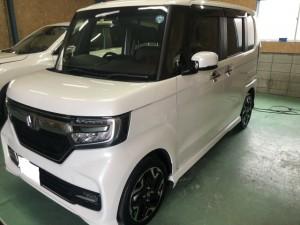 ホンダN-BOX 新車