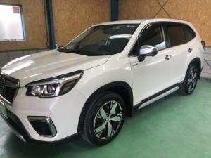 スバルフォレスター 新車