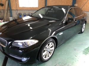 BMW523i 経年車
