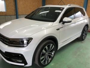 VW ティグアン 新車
