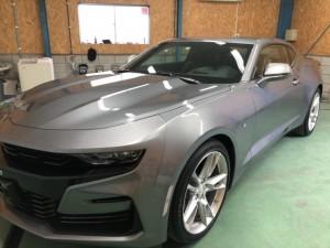 シボレーカマロ 新車