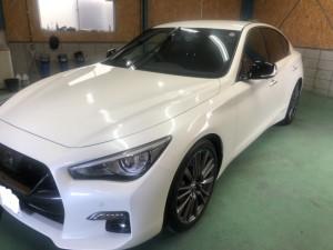 日産スカイライン400R 新車