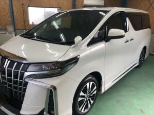 トヨタアルファード 新車